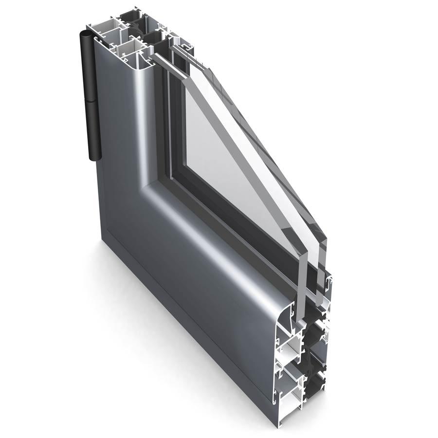 Las ventanas de aluminio y sus precios acuglass zaragoza - Rotura de puente termico ...